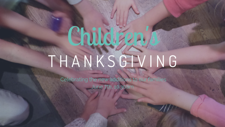 Children's Thanksgiving