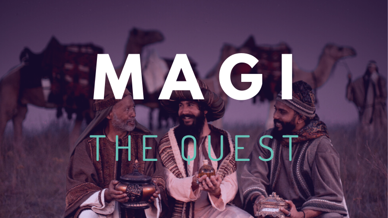 Magi - The Quest