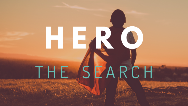 Hero - The Search